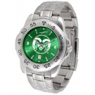 Colorado State Rams Sport Steel Band Ano-Chrome Men's Watch