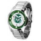 Colorado State Rams Titan Steel Watch
