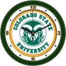 "Colorado State Rams Traditional 12"" Wall Clock"