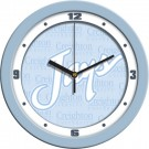 "Creighton Blue Jays 12"" Blue Wall Clock"