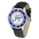 Creighton Blue Jays Competitor Men's Watch with Nylon / Leather Band