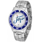 Creighton Blue Jays Competitor Men's Watch with Steel Band