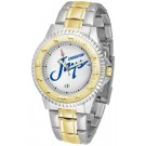 Creighton Blue Jays Competitor Two Tone Watch
