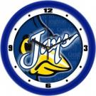 "Creighton Blue Jays 12"" Dimension Wall Clock"