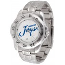 Creighton Blue Jays Sport Steel Band Men's Watch
