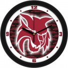 "Central Washington Wildcats 12"" Dimension Wall Clock"