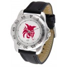 Central Washington Wildcats Gameday Sport Men's Watch by Suntime
