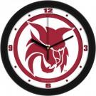 "Central Washington Wildcats Traditional 12"" Wall Clock"