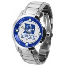 Duke Blue Devils Titan Steel Watch by