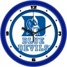 "Duke Blue Devils Traditional 12"" Wall Clock"