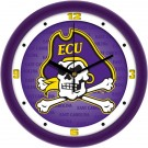 "East Carolina Pirates 12"" Dimension Wall Clock"