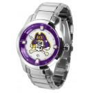 East Carolina Pirates Titan Steel Watch