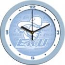 "Eastern Kentucky Colonels 12"" Blue Wall Clock"