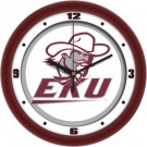 "Eastern Kentucky Colonels Traditional 12"" Wall Clock"
