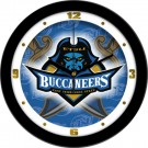 "East Tennessee State Buccaneers 12"" Dimension Wall Clock"