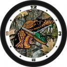 "Florida A & M Rattlers 12"" Camo Wall Clock"