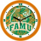 "Florida A & M Rattlers 12"" Dimension Wall Clock"