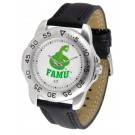 Florida A & M Rattlers Gameday Sport Men's Watch by Suntime