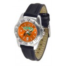 Florida A & M Rattlers Sport AnoChrome Ladies Watch with Leather Band