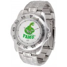 Florida A & M Rattlers Sport Steel Band Men's Watch
