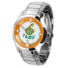 Florida A & M Rattlers Titan Steel Watch