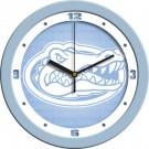 """Florida Gators 12"""" Blue Wall Clock"""
