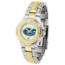 Florida Gators Competitor Ladies Watch with Two-Tone Band