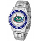Florida Gators Competitor Watch with a Metal Band