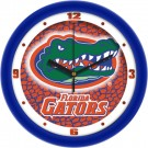 "Florida Gators 12"" Dimension Wall Clock"