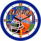 "Florida Gators 12"" Helmet Wall Clock"