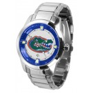 Florida Gators Titan Steel Watch