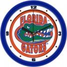 "Florida Gators Traditional 12"" Wall Clock"