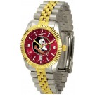 Florida State Seminoles Executive AnoChrome Men's Watch by