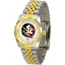 "Florida State Seminoles ""The Executive"" Men's Watch"
