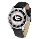 Georgia Bulldogs Competitor Men's Watch by Suntime