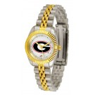 Georgia Bulldogs Ladies Executive Watch by Suntime