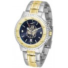 Georgetown Hoyas Competitor AnoChrome Two Tone Watch