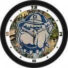 "Georgetown Hoyas 12"" Camo Wall Clock"
