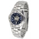 Georgetown Hoyas Sport AnoChrome Ladies Watch with Steel Band
