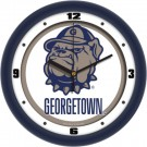 "Georgetown Hoyas Traditional 12"" Wall Clock"