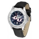 Gonzaga Bulldogs Competitor AnoChrome Men's Watch with Nylon / Leather Band