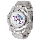 Gonzaga Bulldogs Gameday Sport Men's Watch with a Metal Band