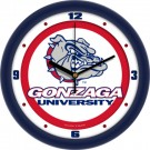 "Gonzaga Bulldogs Traditional 12"" Wall Clock"