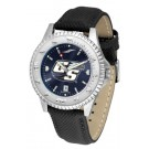 Georgia Southern Eagles Competitor AnoChrome Men's Watch with Nylon/Leather Band