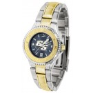 Georgia Southern Eagles Competitor AnoChrome Ladies Watch with Two-Tone Band