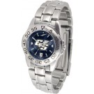 Georgia Southern Eagles Sport AnoChrome Ladies Watch with Steel Band