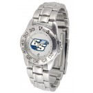 Georgia Southern Eagles Ladies Sport Watch with Stainless Steel Band
