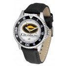 Grambling State Tigers Competitor Men's Watch with Nylon / Leather Band