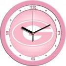 "Grambling State Tigers 12"" Pink Wall Clock"