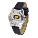 Grambling State Tigers Ladies Sport Watch with Leather Band